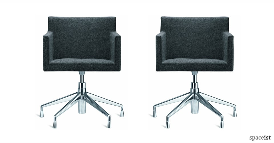spaceist masai fabric office chairs
