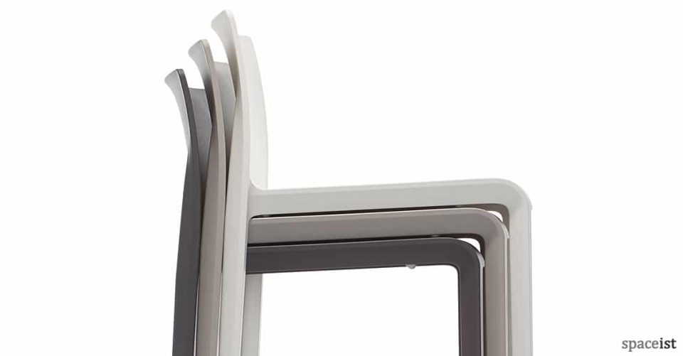 Volt stacking bar stool