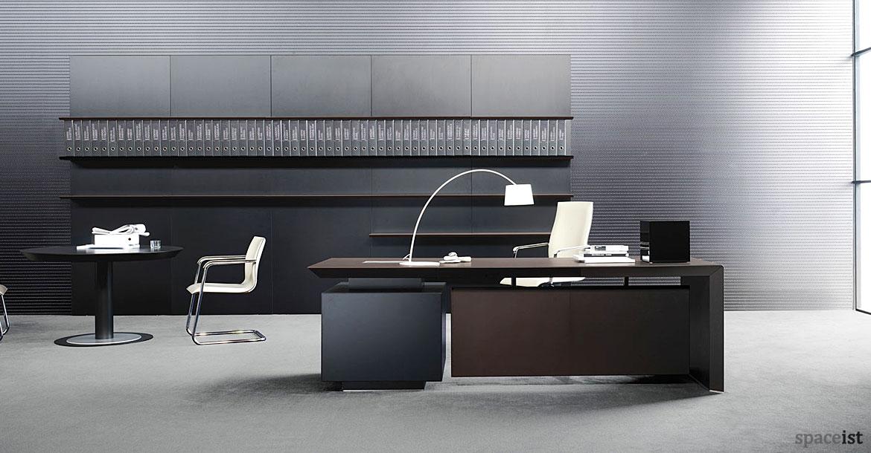 Directors Desks Ceo Desk Modesty Screen