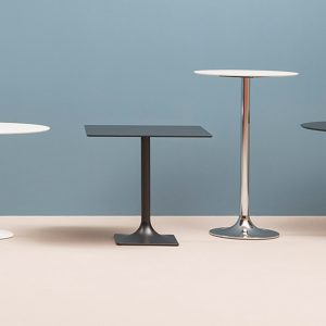Dream cafe table range