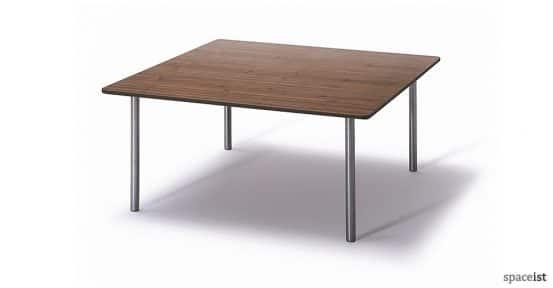 18 walnut coffee table