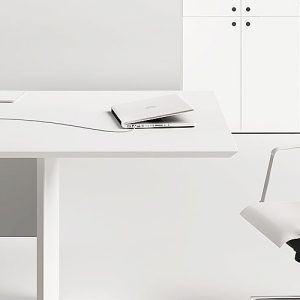 45 white meeting room table