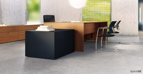 45 executive teak office desk