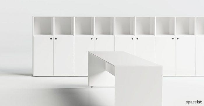 45 box cabinet storage