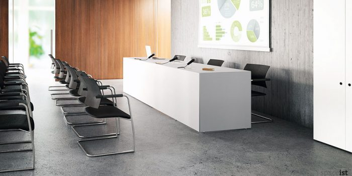 45 minimalist 300cm conference desk