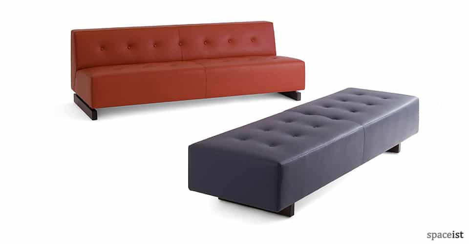 Reception Sofas 46 Office Sofa System