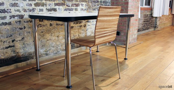 anno zabrano veneer cafe chairs