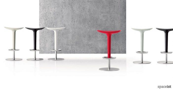 babar plastic bar stools