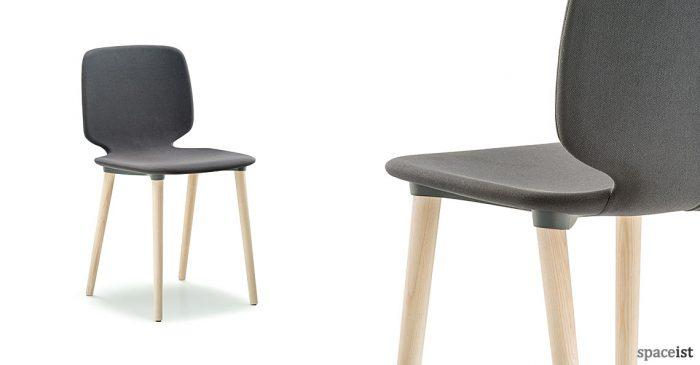 Babila grey meeting chair