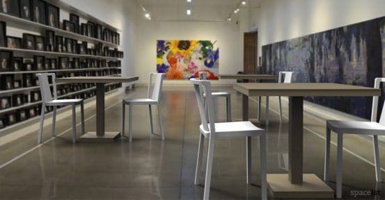spaceist-barcino-sand-square-cafe-table