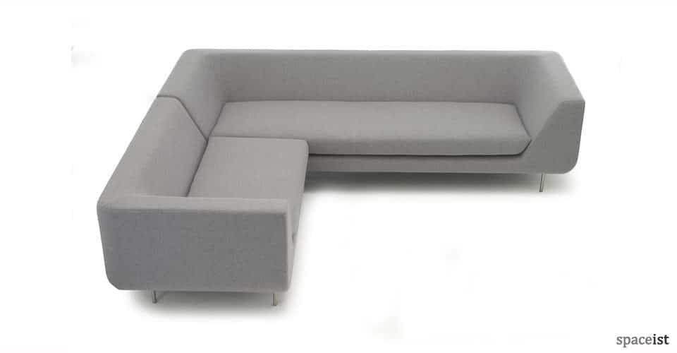 reception sofas bernard corner sofa