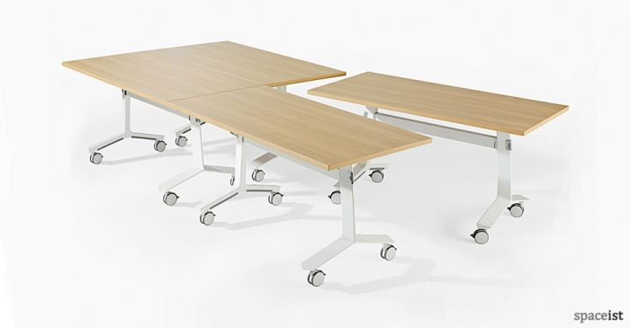 minimalist meeting tables long tables design your own table