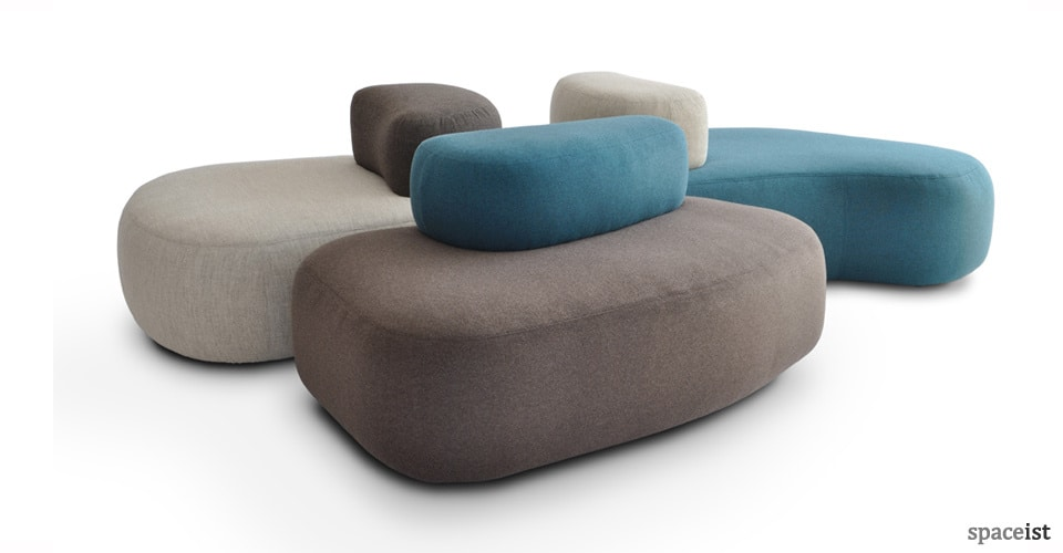 Reception Furniture Pebble Modular Sofa