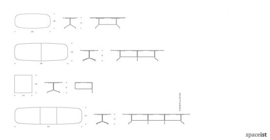 spaceist-bond-table-sizes