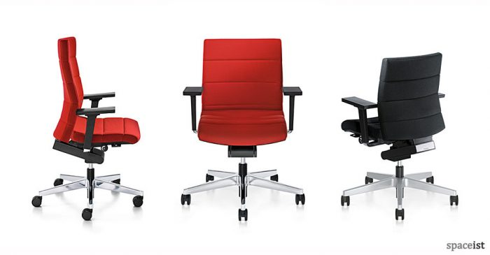 champ padded task chairs