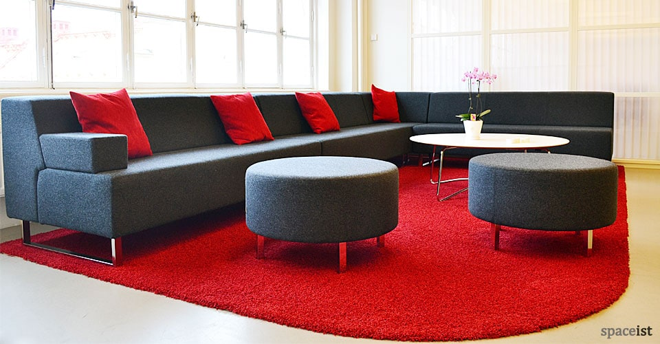 Library Seating Modular Sofa System Low Back