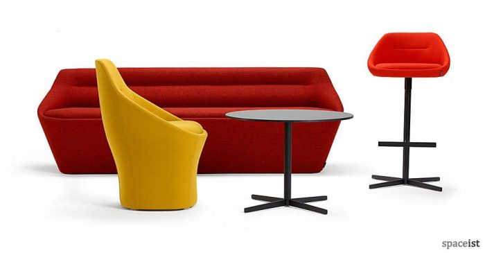 Ezy reception sofa and chair collection