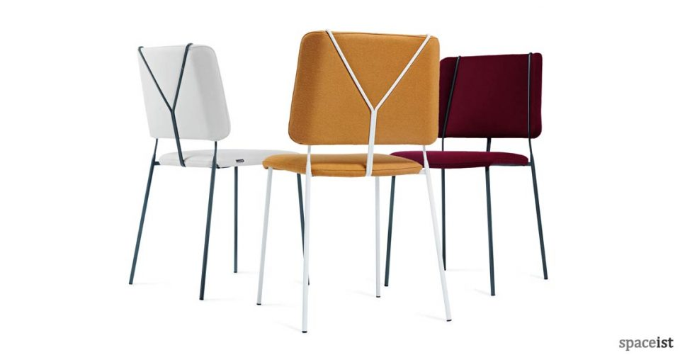 Fankie stacking meeting chair