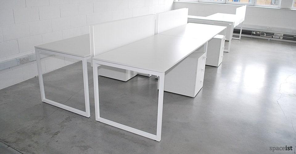 office desks : frame modular desk