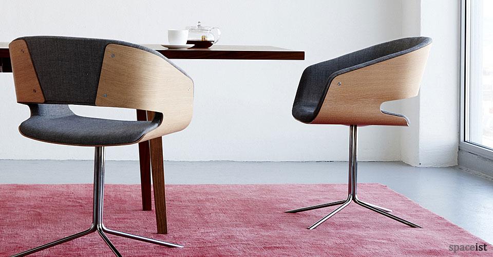 Meeting Chairs Gap Meeting Chair Disc Base