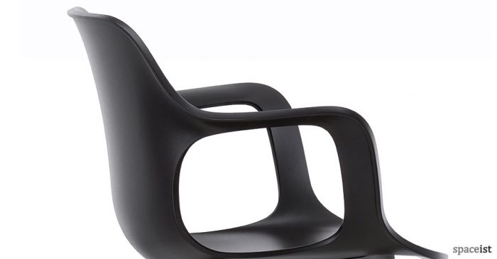Hal swivel meeting room chair