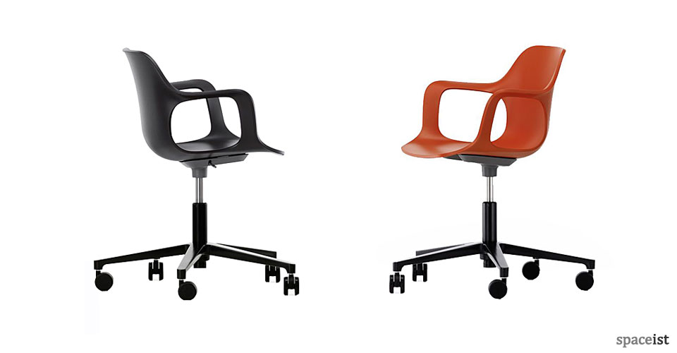 Hal swivel meeting room chair