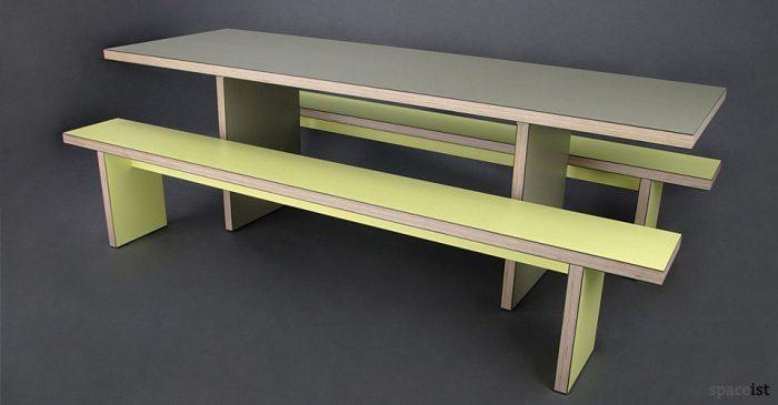 jb colour meeting tables