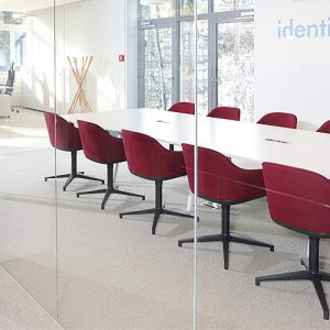 join long white meeting table