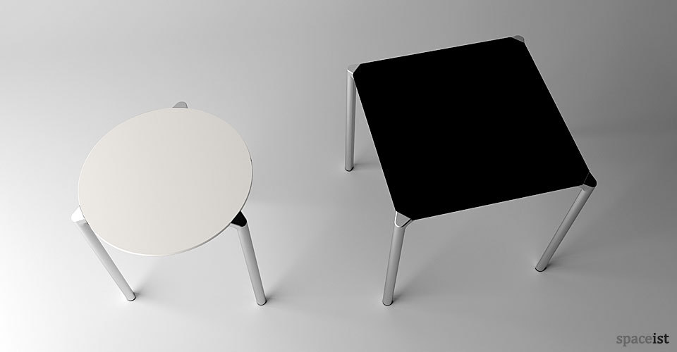 jump square stacking cafe tables