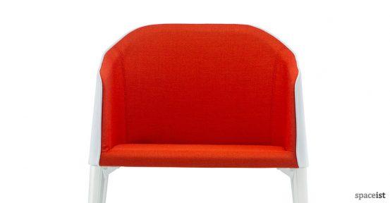 laj blue cantilever meeting chair