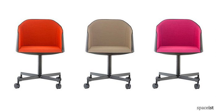laja desk chair colours