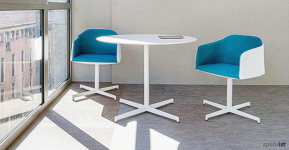 laj blue star base meeting chair