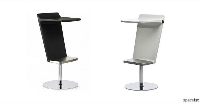 level plastic bar stools