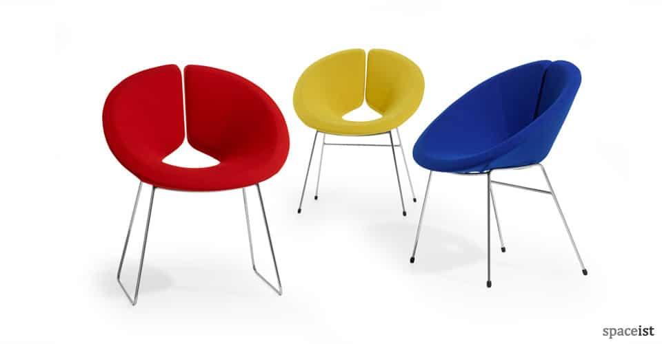 little apollo reception chairs