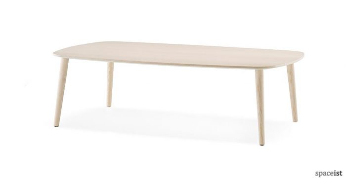 Malmo wood coffee table group