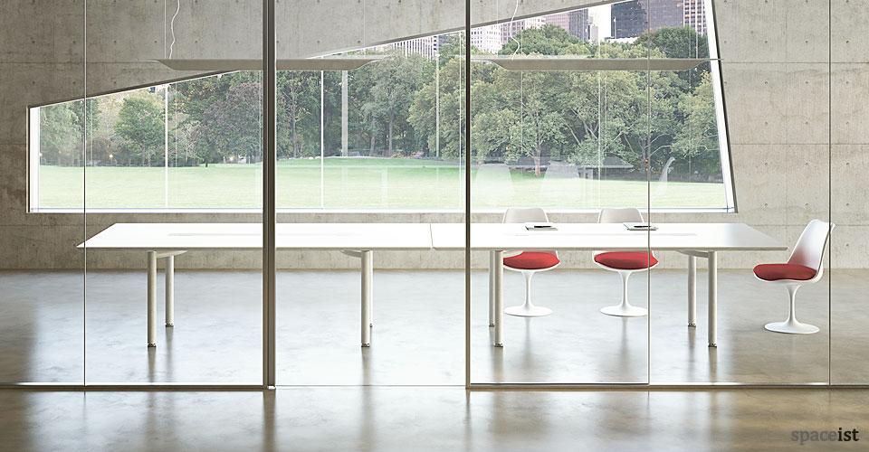 meta long meeting tables