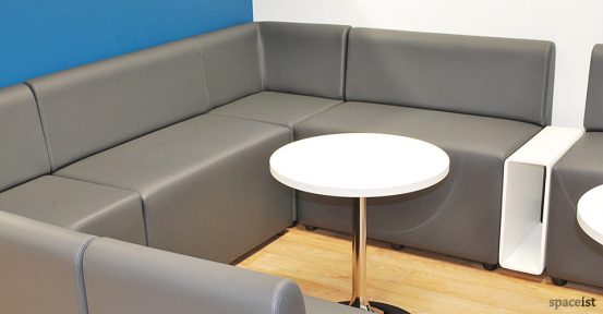 youth centre modular cubes reception sofas