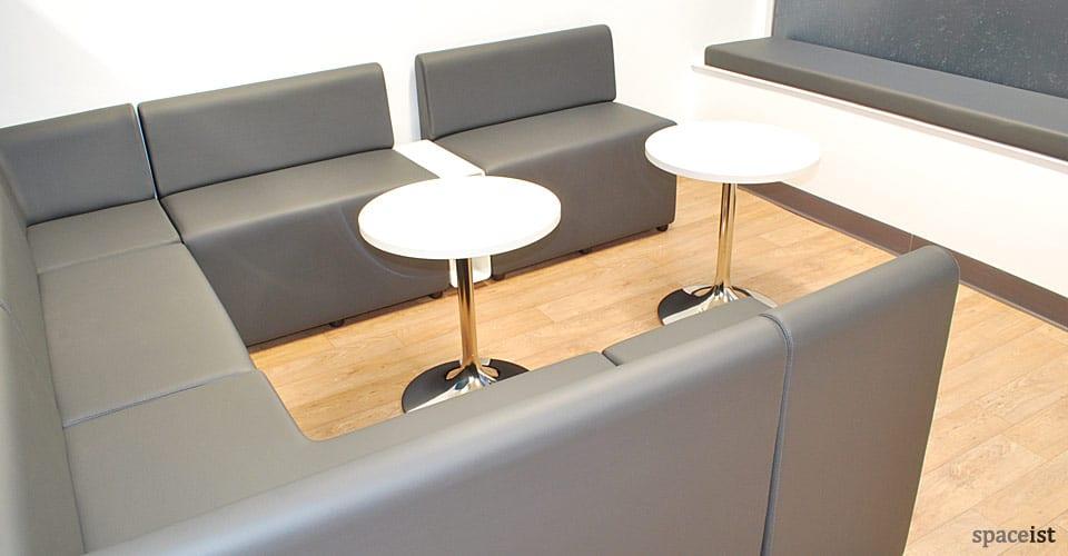 youth centre modular cubes reception sofas