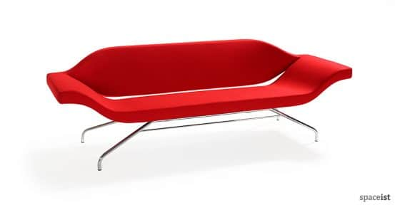 spaceist-ondo-red-reception-sofas-end-view