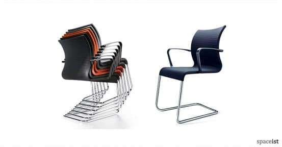pios cantilever meeting chairs