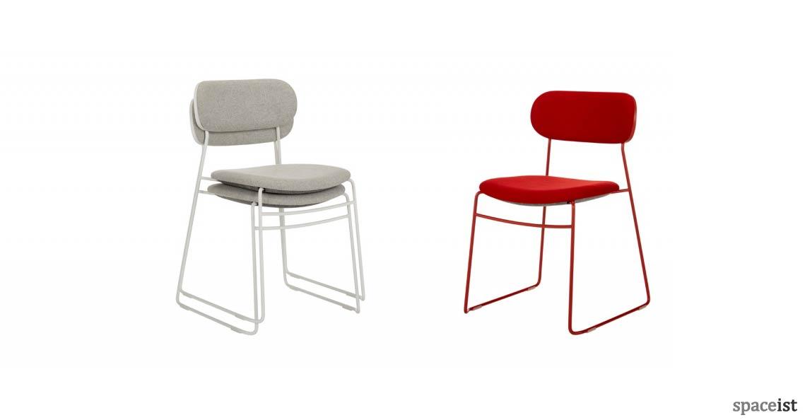 Colourful Meeting Chairs Plc Chair