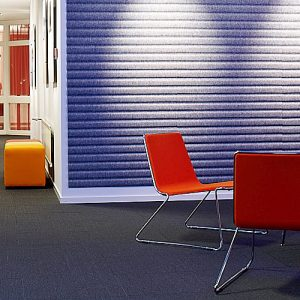 red speed library chairs