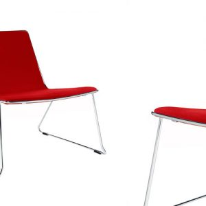 speed red easy chairs