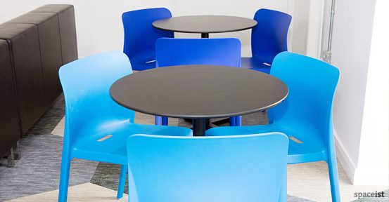 sir john cass hall blue meeting room chairs
