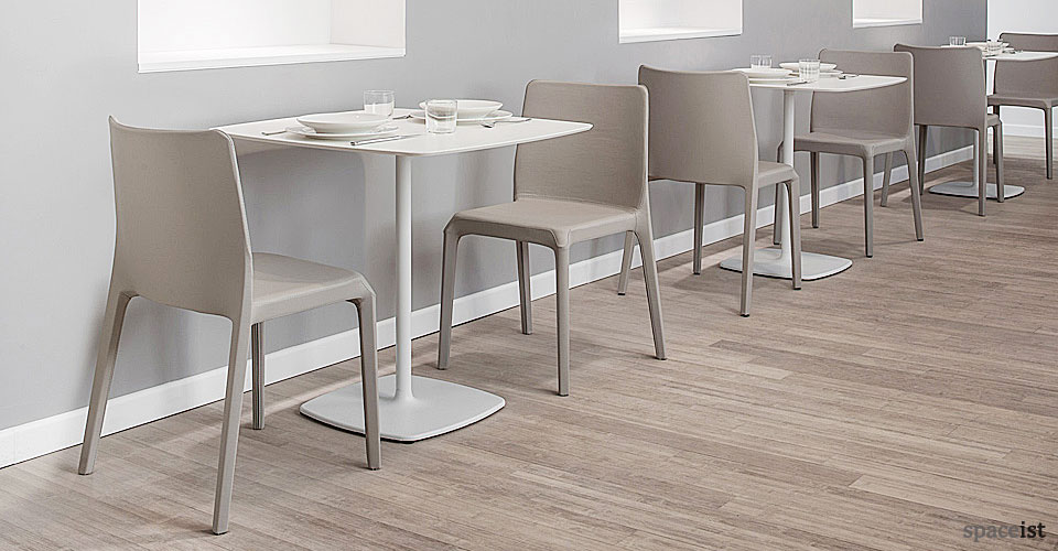 Cafe Furniture Stylus square cafe table