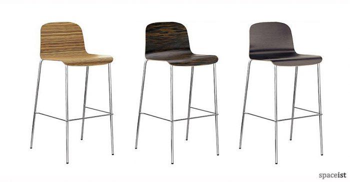 trend plywwod bar stools