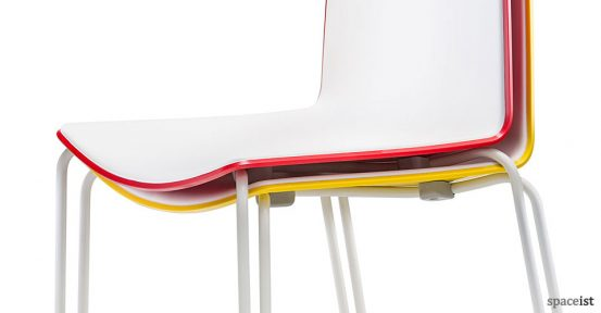 Weet meeting chair with arms
