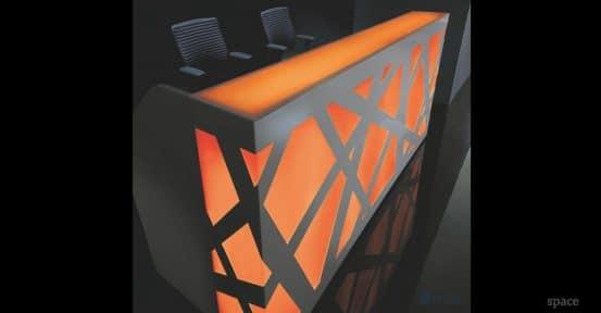 spaceist-zagg-orange-led-reception-desk